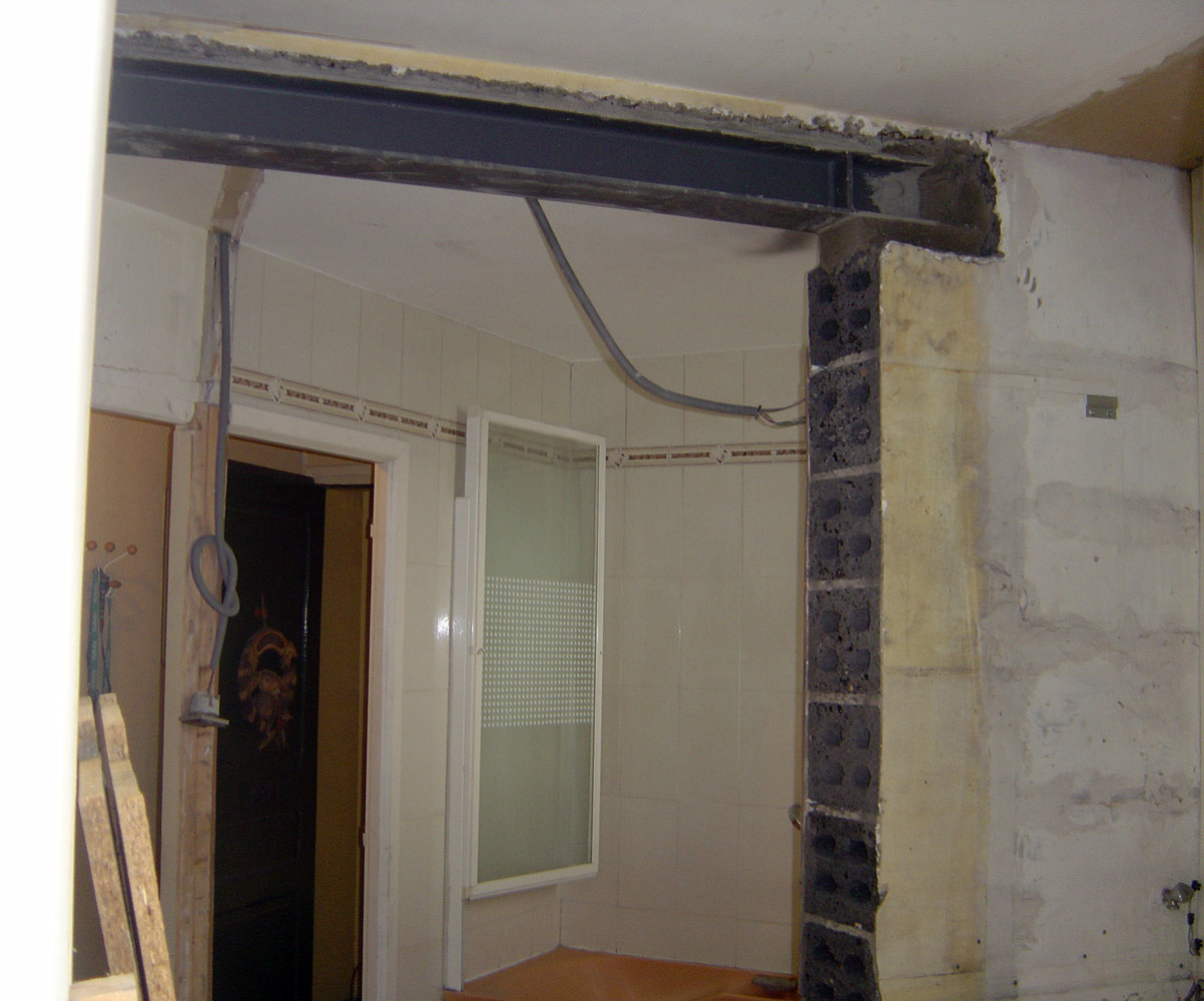 ouverture dans mur porteur ouverture dans un mur porteur tayage etayer abattre mur porteur. Black Bedroom Furniture Sets. Home Design Ideas